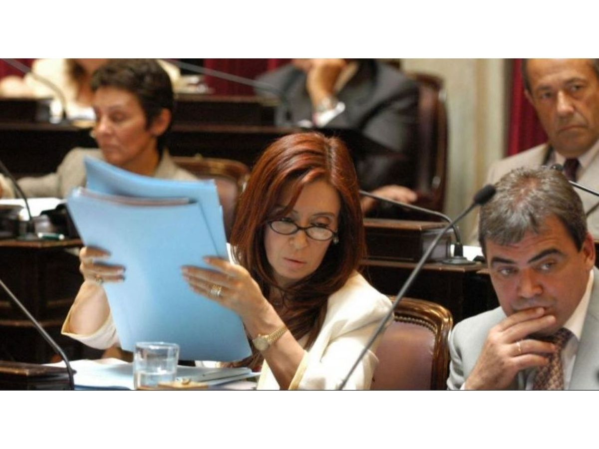 Cristina pidió que la Corte intervenga en la causa que involucra a Stornelli