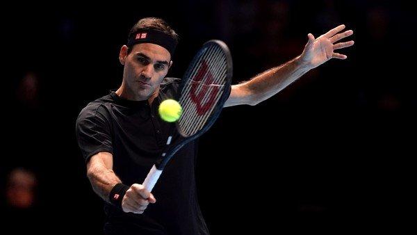 Masters de Londres: Roger Federer busca la final ante Stefanos Tsitsipas