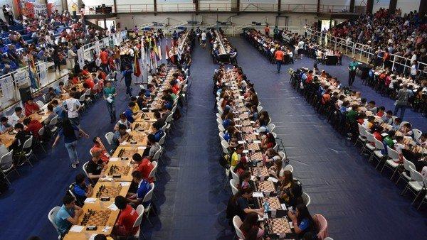 Buenos Aires vive una semana como la capital sudamericana del ajedrez