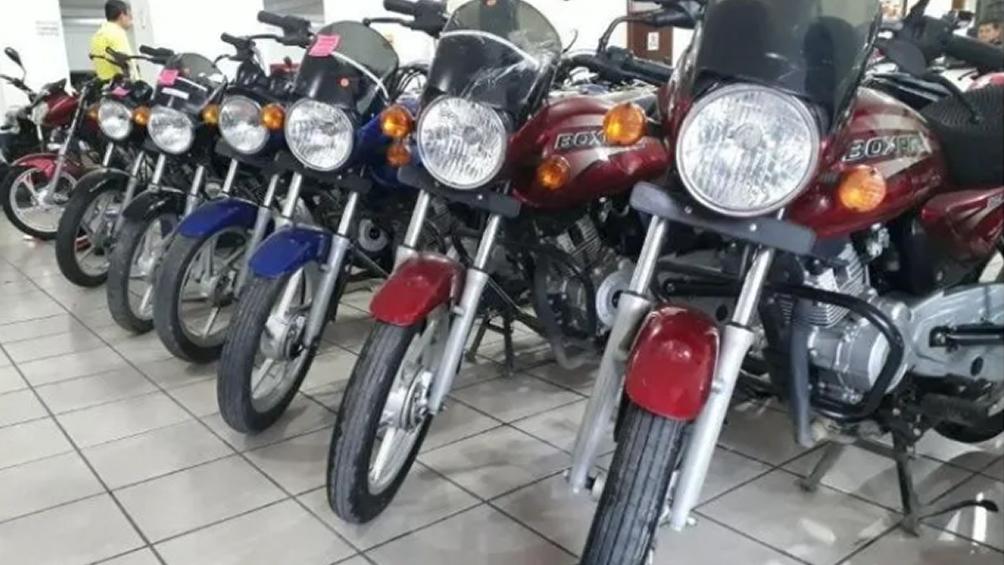 La venta de motos cayó en noviembre casi 40% interanual