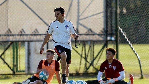 Los cuatro futbolistas que volverán a River pero no serán tenidos en cuenta por Marcelo Gallardo