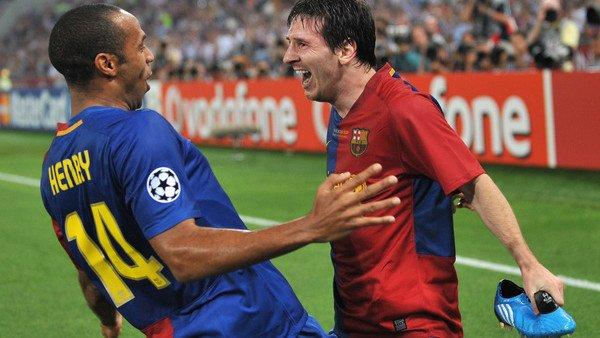 Thierry Henry, el candidato que asoma en el Barcelona de Lionel Messi en caso de que Ernesto Valverde decida no seguir