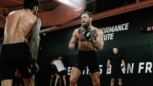 Qué dieta hizo Conor McGregor para engordar en su regreso a la UFC sin perder potencia
