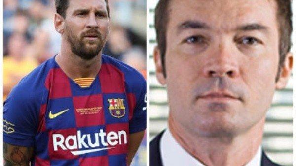 El abogado que asesoró a Lionel Messi para que mandara el burofax se quedó sin su trabajo