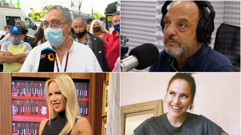 las-protestas-contra-el-gobierno-dividieron-a-los-famosos:-consignas-y-mensajes-en-las-redes