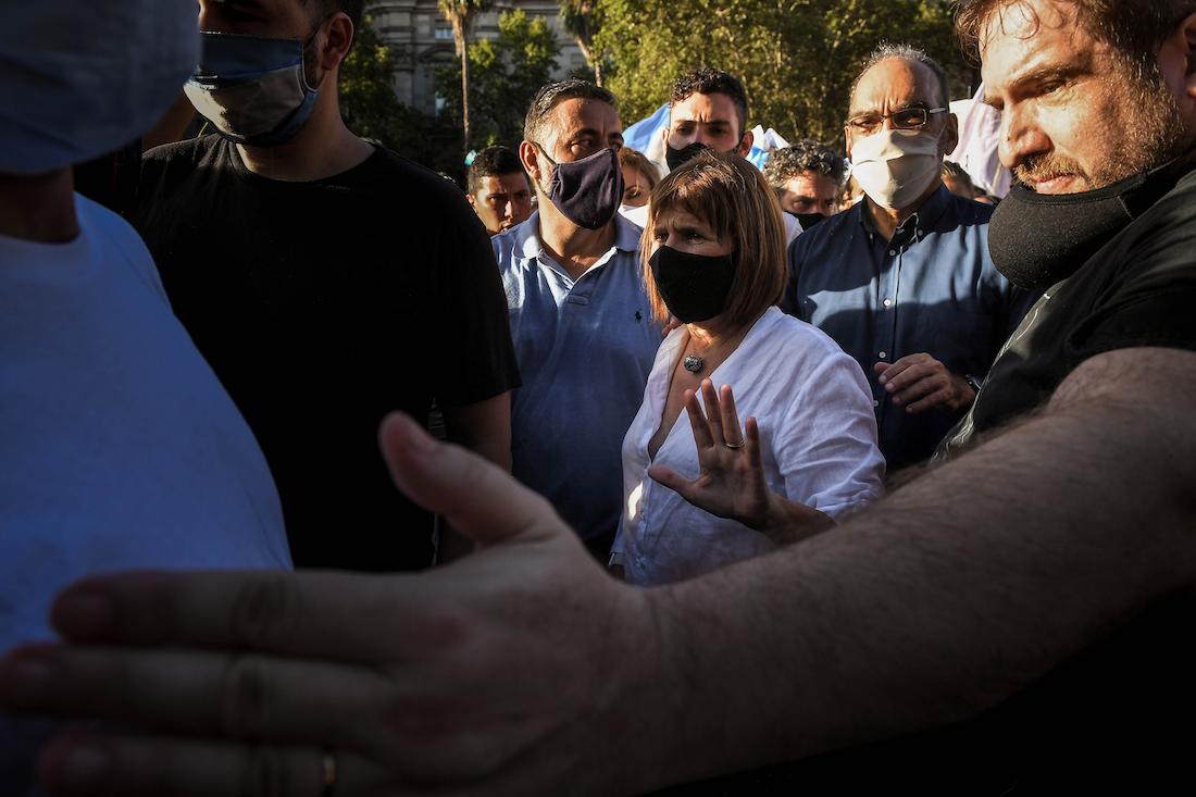 """la-federacion-argentina-de-municipios-repudio-las-""""acciones-violentas""""-en-la-marcha-opositora"""