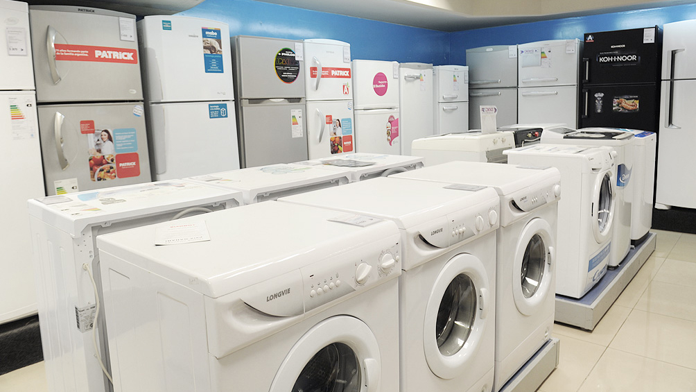 Buscan cerrar esta semana un acuerdo de precios para electrodomésticos y electrónicos