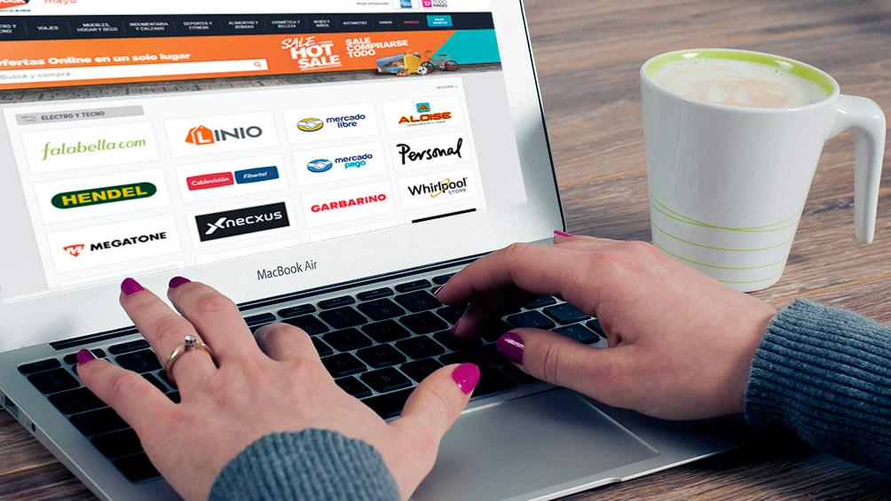Hot Sale: se registró un pico de 84 productos vendidos por minuto