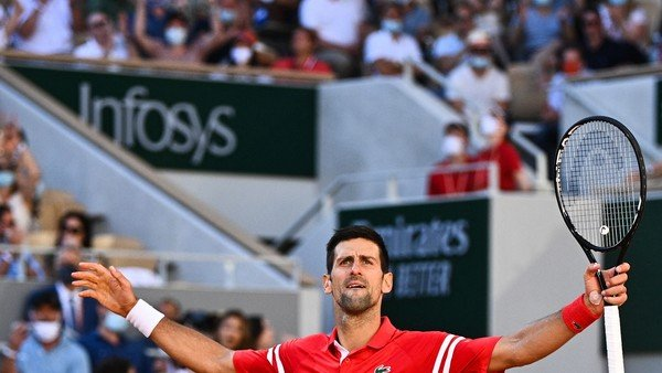Novak Djokovic tiene una cita con la historia