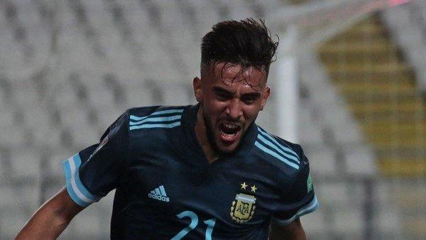 Nicolás González a punto de pasar a la Fiorentina por una cifra millonaria